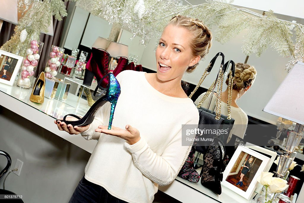 JustFab And ShoeDazzle Get Glam For The Holidays Event