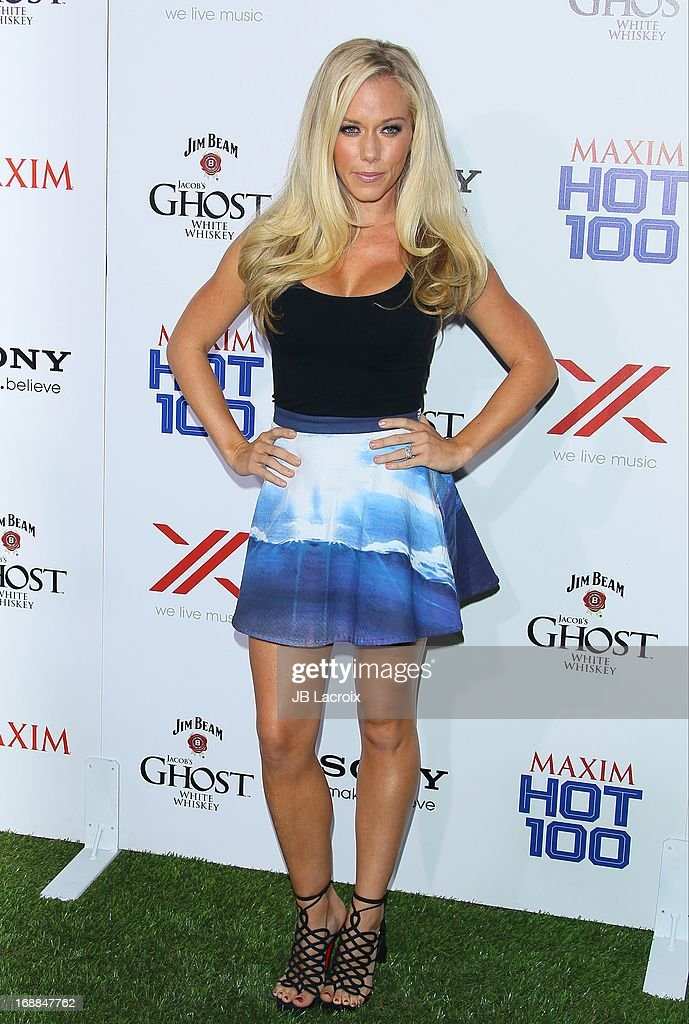 Kendra Wilkinson attends the Maxim 2013 Hot 100 Party held at Create on May 15, 2013 in Hollywood, California.