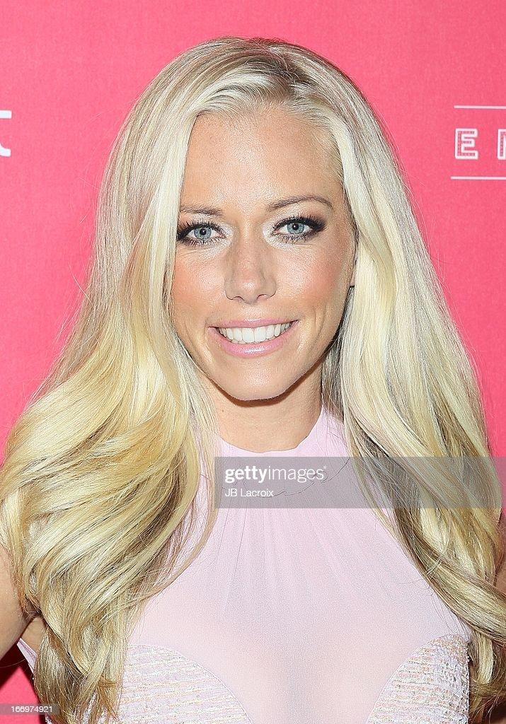Kendra Wilkinson attends the Us Weekly's Annual Hot Hollywood Style Issue Party at The Emerson Theatre on April 18, 2013 in Hollywood, California.