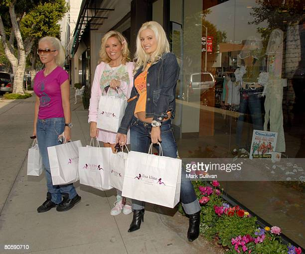 Kendra Wilkinson Bridget Marquardt and Holly Madison