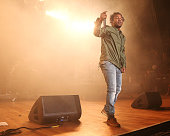 Kendrick Lamar performs during the 2015 Sweetlife Festival at Merriweather Post Pavillion on May 30 2015 in Columbia Maryland