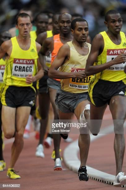 Kenenisa BEKELE Golden League Meeting Areva 2009 Stade de France Paris Photo Dave Winter / Icon Sport