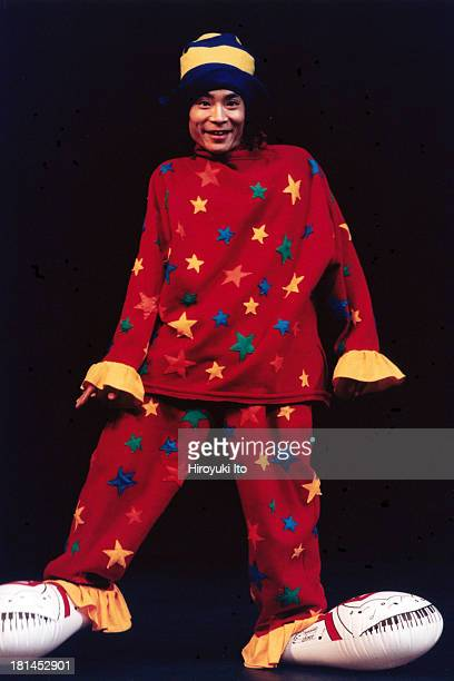 Kenichi Ebina the Japanese dancer who won the eighth season of NBC's popular program 'America's Got Talent' performing in New York City in 2003