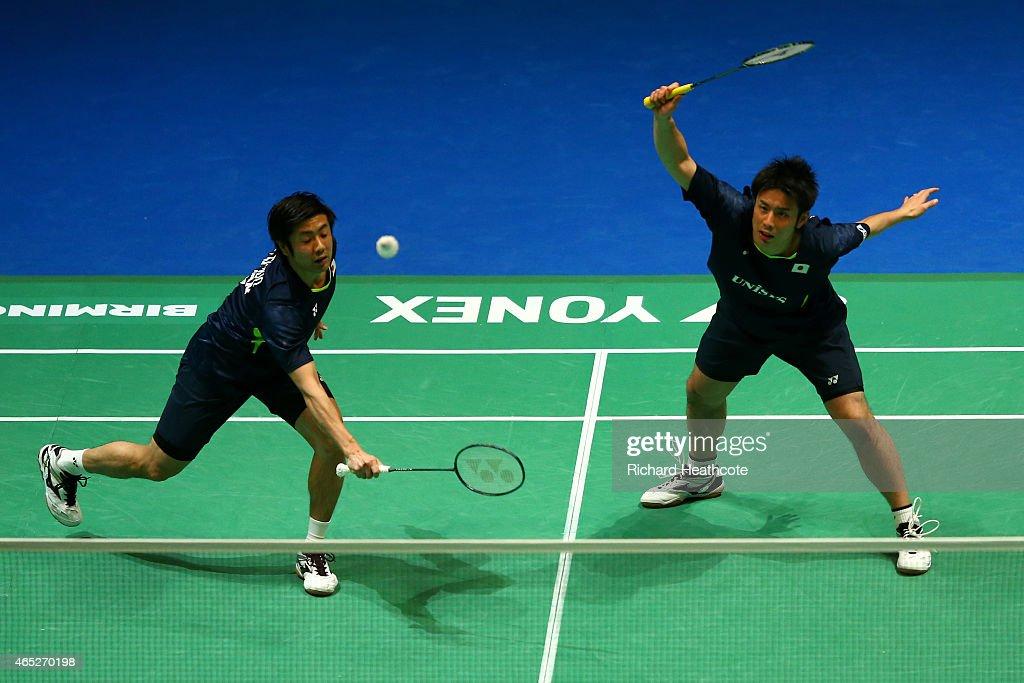 YONEX All England Open Badminton Championships 2015 - Day Three