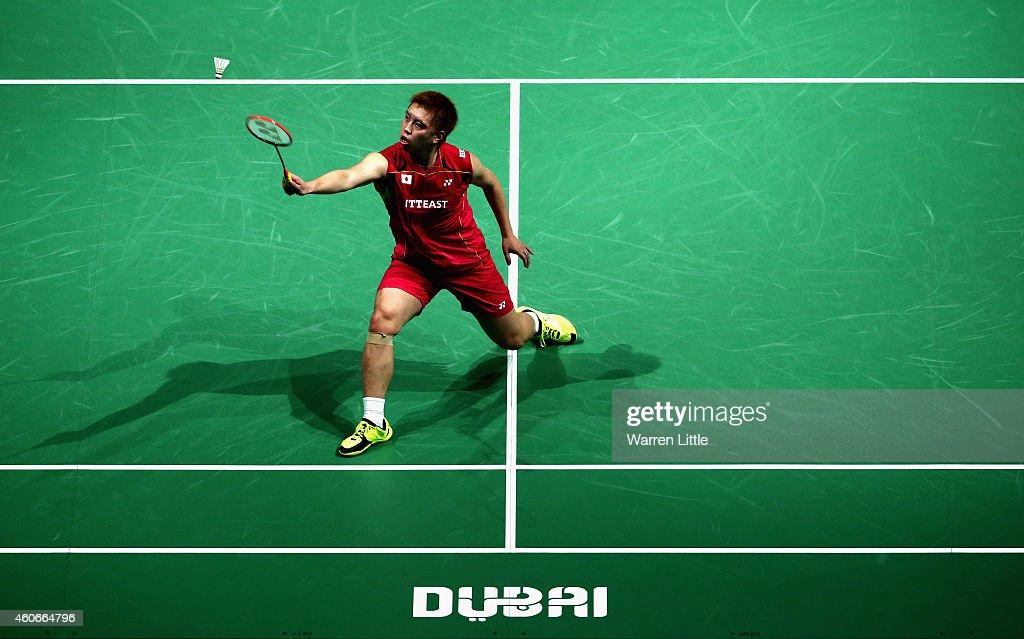 BWF Destination Dubai World Superseries Finals - Day 3