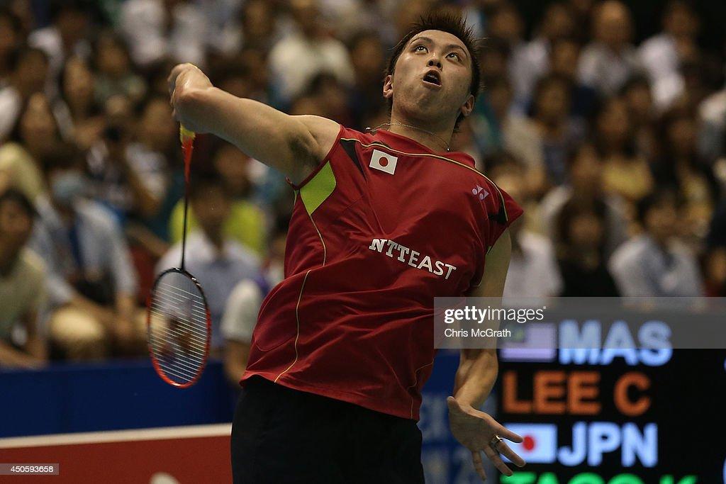 Badminton YONEX Open - DAY 5