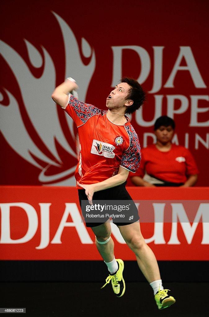 Djarum Super Liga Badminton 2014