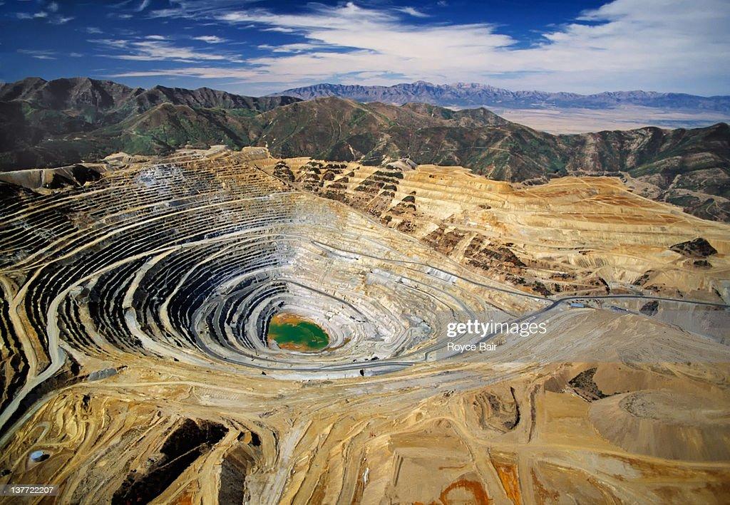 Kennecott Bingham Canyon Mine