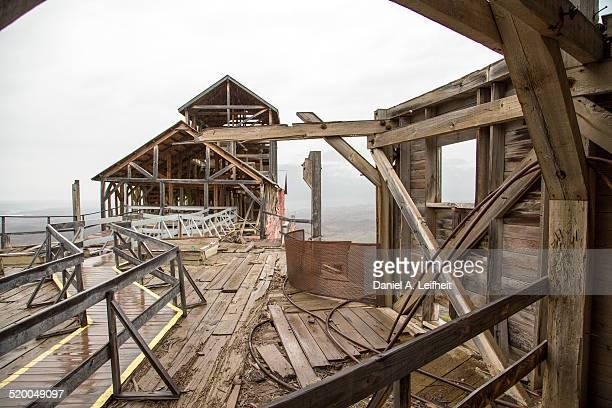 Kennecott Copper Mill Ruins