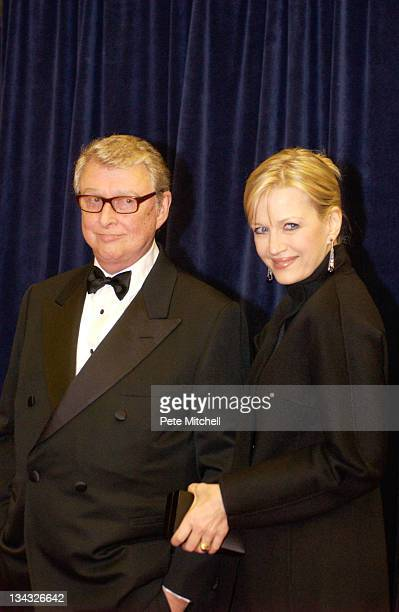 Kennedy Center Honoree Mike Nichols and wife Diane Sawyer