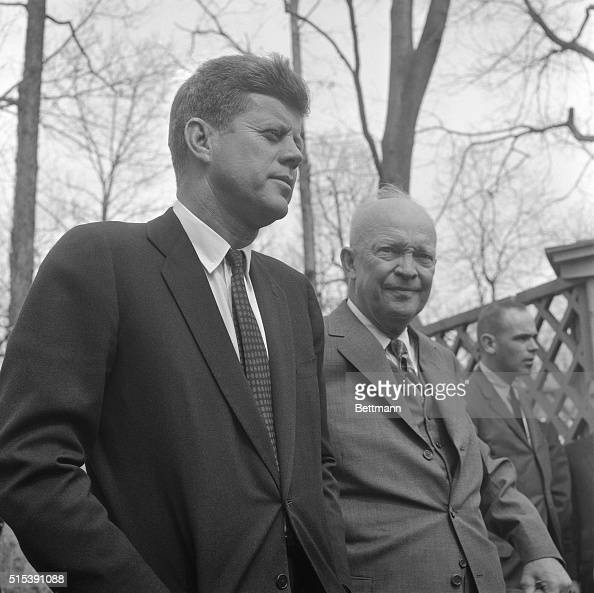 eisenhower and kennedy Kennedy and eisenhower leadership is a key role in society this concept allows individuals to stand for what they believe in and demonstrates to a community how to .