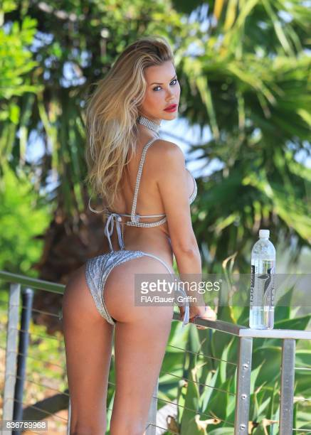 Kennedy Summers is seen on August 21 2017 in Los Angeles California