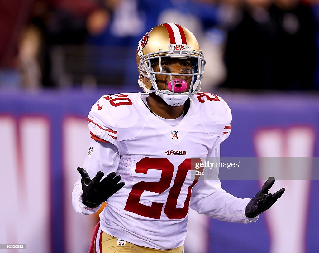 NFL Jerseys Nike - San Francisco 49ers v New York Giants | Getty Images