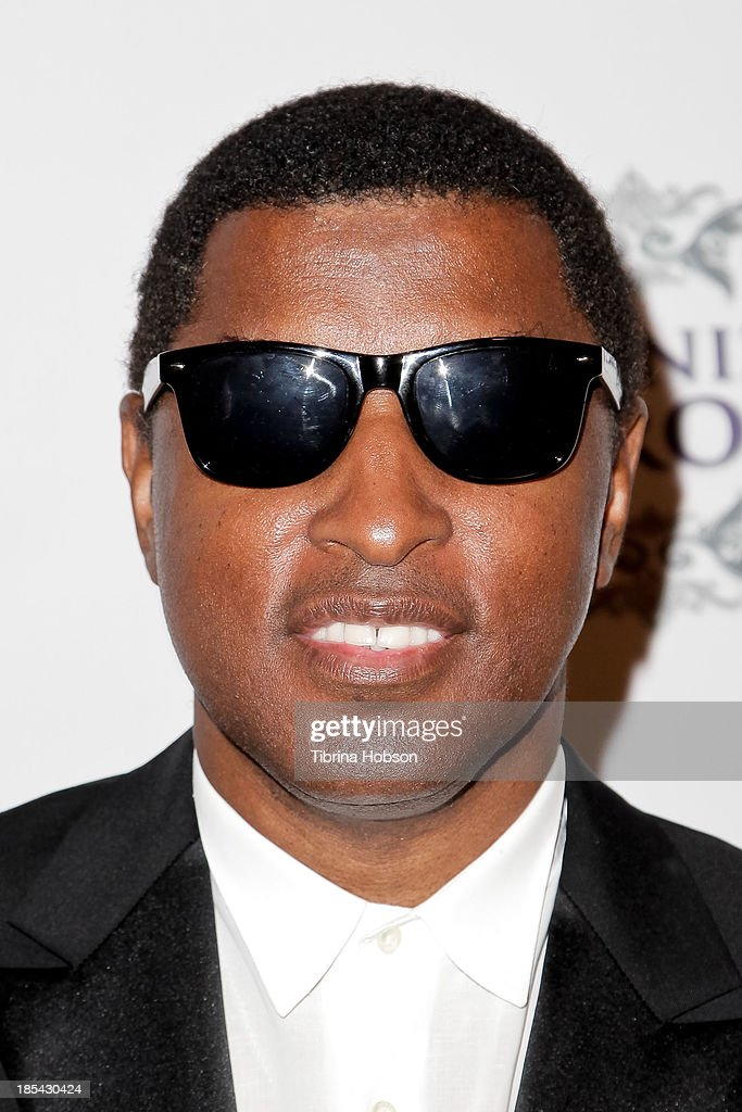 Kenneth 'Babyface' Edmonds attends at the Unlikely Heroes' recognizing heroes awards dinner And gala at W Hollywood on October 19, 2013 in Hollywood, California.