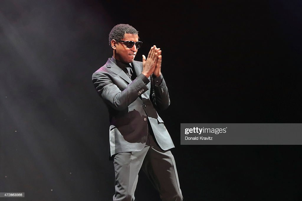 Kenneth 'Babyface' Edmonds attends the 7th Annual Music Festival at Boardwalk Hall Arena on May 9 2015 in Atlantic City New Jersey