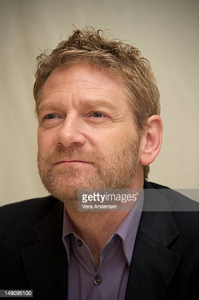 Kenneth Branagh at the 'Wallander' Press Conference at the Four Seasons Hotel on July 20 2012 in Beverly Hills California