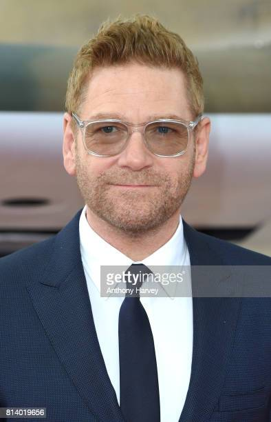 Kenneth Branagh attends the 'Dunkirk' World Premiere at Odeon Leicester Square on July 13 2017 in London England