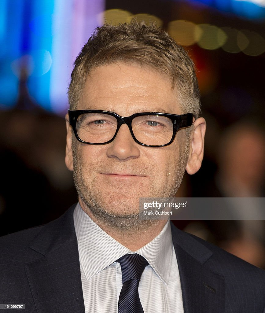 <a gi-track='captionPersonalityLinkClicked' href=/galleries/search?phrase=Kenneth+Branagh&family=editorial&specificpeople=213618 ng-click='$event.stopPropagation()'>Kenneth Branagh</a> attends the UK Premiere of 'Jack Ryan: Shadow Recruit' at Vue Leicester Square on January 20, 2014 in London, England.