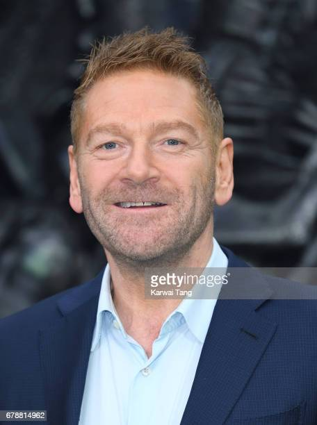 Kenneth Branagh attends the World Premiere of 'Alien Covenant' at Odeon Leicester Square on May 4 2017 in London England