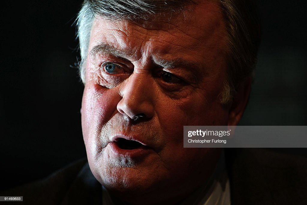 <a gi-track='captionPersonalityLinkClicked' href=/galleries/search?phrase=Kenneth+Clarke&family=editorial&specificpeople=766951 ng-click='$event.stopPropagation()'>Kenneth Clarke</a>, Shadow Secretary of State for Business, takes part in a business debate with delegates on the second day of the Conservative Party Conference on October 6, 2009 in Manchester, England. Britain's Conservatives are meeting in Manchester this week for their final party conference before next year's general election.