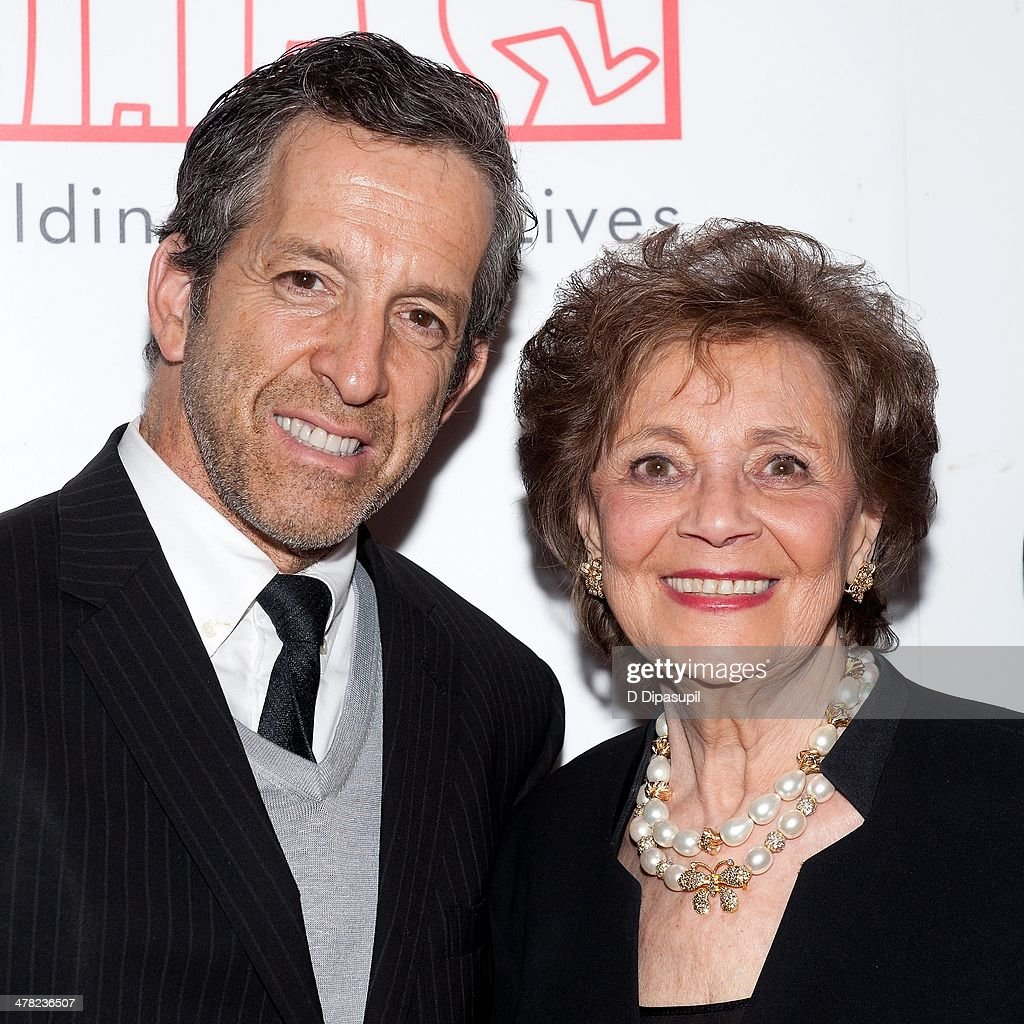 Kenneth Cole and Matilda Cuomo attend Help USA's 2014 Tribute Awards Dinner at 583 Park Avenue on March 12 2014 in New York City
