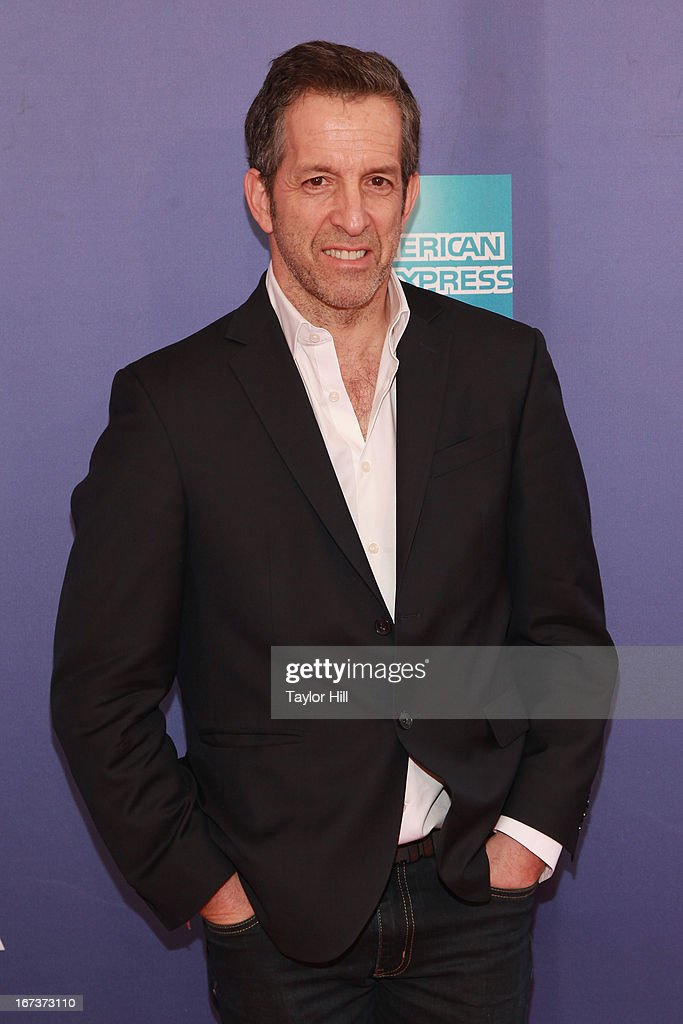 Kenneth Cole attends the screening of 'Battle of amfAR' & Beyond The Screens: The Artist's Angle during the 2013 Tribeca Film Festival at SVA Theater on April 24, 2013 in New York City.