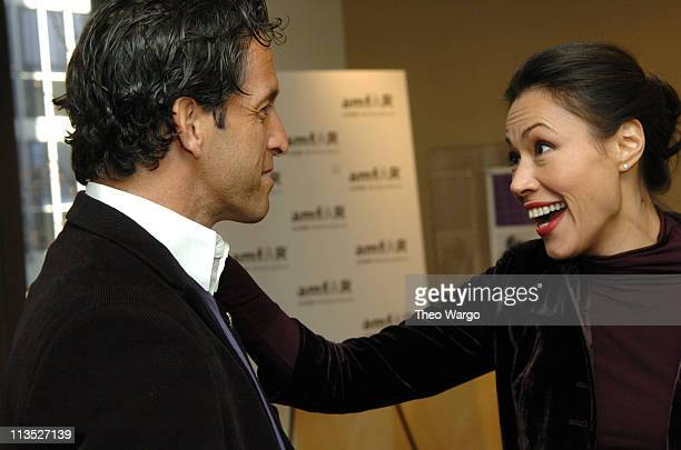 Kenneth Cole Chairman of the Board and Ann Curry NBC Today Show