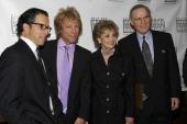 Kenneth Cole Jon Bon Jovi Mathilda Cuomo and Charles Grodin