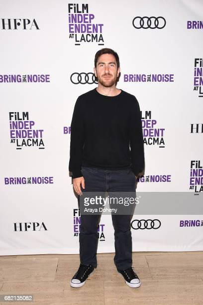 Kenneth Gilmore attends the Film Independent at LACMA screening of Bring The Noise Gulliver's Travels at Bing Theatre At LACMA on May 11 2017 in Los...