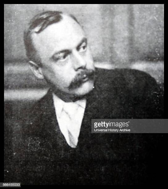 Kenneth Grahame the London banker who wrote 'The Wind in the Willows'