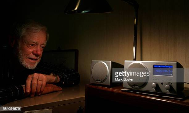 –Kenneth Holland enjoys the quality of sound from his HD radio allowing him to listen to stations broadcasting in digital Holland prefers classical...