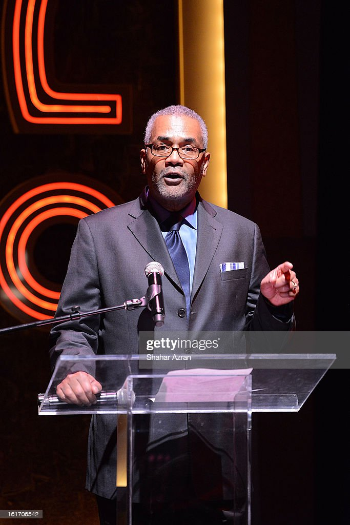 Kenneth J. Knuckles attends 2013 Dining With The Divas at The Apollo Theater on February 14, 2013 in New York City.