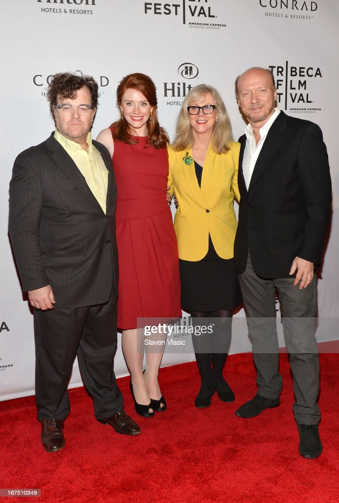 <a gi-track='captionPersonalityLinkClicked' href=/galleries/search?phrase=Kenneth+Lonergan&family=editorial&specificpeople=657683 ng-click='$event.stopPropagation()'>Kenneth Lonergan</a>, <a gi-track='captionPersonalityLinkClicked' href=/galleries/search?phrase=Bryce+Dallas+Howard&family=editorial&specificpeople=156411 ng-click='$event.stopPropagation()'>Bryce Dallas Howard</a>, Blythe Danne and <a gi-track='captionPersonalityLinkClicked' href=/galleries/search?phrase=Paul+Haggis&family=editorial&specificpeople=213967 ng-click='$event.stopPropagation()'>Paul Haggis</a> attend the TFF Awards Night during the 2013 Tribeca Film Festival on April 25, 2013 in New York City.
