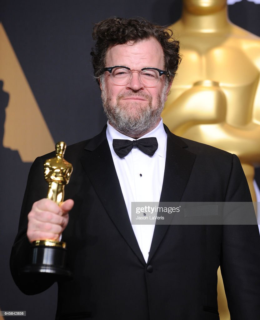 Kenneth Lonergan poses in the press room at the 89th annual Academy Awards at Hollywood & Highland Center on February 26, 2017 in Hollywood, California.