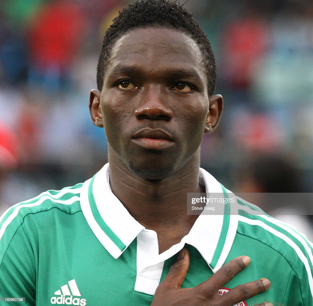 Kenneth Omeruo of Nigeria during the 2013 African Cup of Nations Semi-Final match between Mali and Nigeria at Moses Mahbida Stadium on February 06, 2013 in Durban, South Africa.