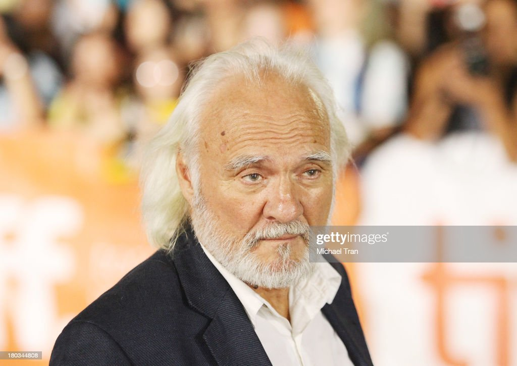 Kenneth Welsh arrives at 'The Art Of The Steal' premiere during the 2013 Toronto International Film Festival held at Roy Thomson Hall on September 11...