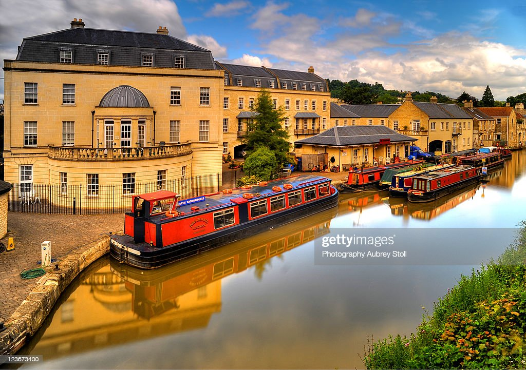 Kennett and avon canal : Stock Photo