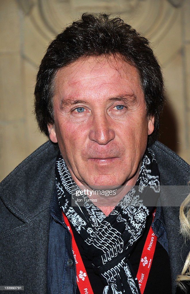 Kenney Jones arrives at The Prince's Trust Rock Gala 2011 at Royal Albert Hall on November 23, 2011 in London, England.