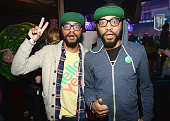 Kenny and Keith Lucas attend the at Terminal 5 on May 13 2015 in New York City 25515_001_0113JPG