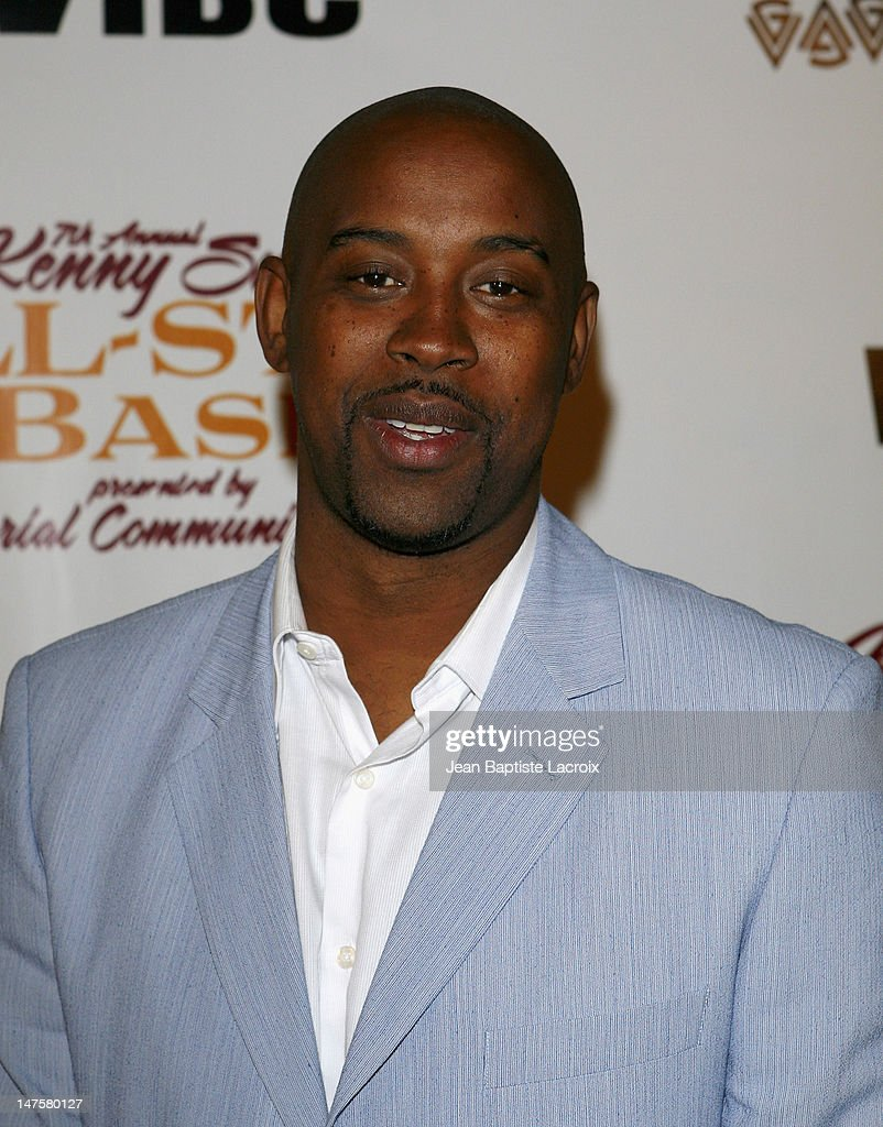 Kenny Anderson attends the NBA Champ Kenny Smith NBA All-Star Bash at Wrigley Mansion on February 13, 2009 in Phoenix, Arizona.