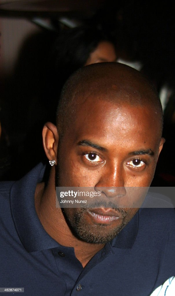 Kenny Anderson during First Anniversary of Show Nightclub at Show in New York City, New York, United States.