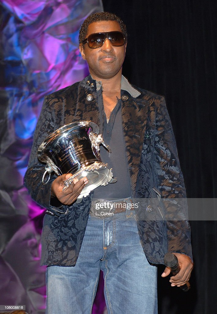 Kenny 'Babyface' Edmonds during 6th Annual BMI Urban Awards Show at Roseland Ballroom in New York City New York United States