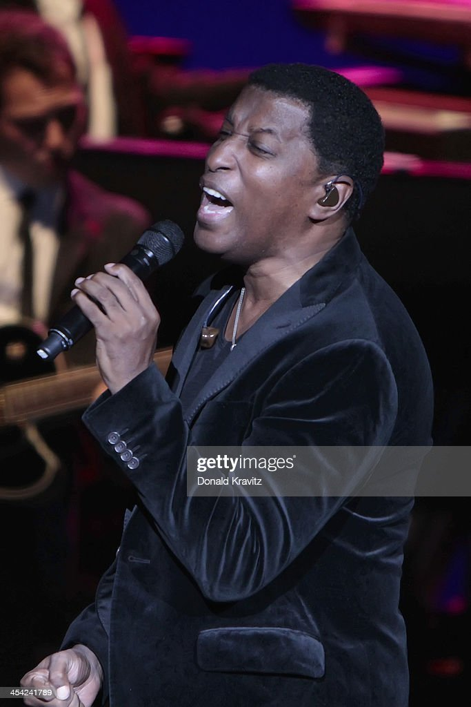 "Kenny ""Babyface"" Edmonds In Concert - Atlantic City, New Jersey"