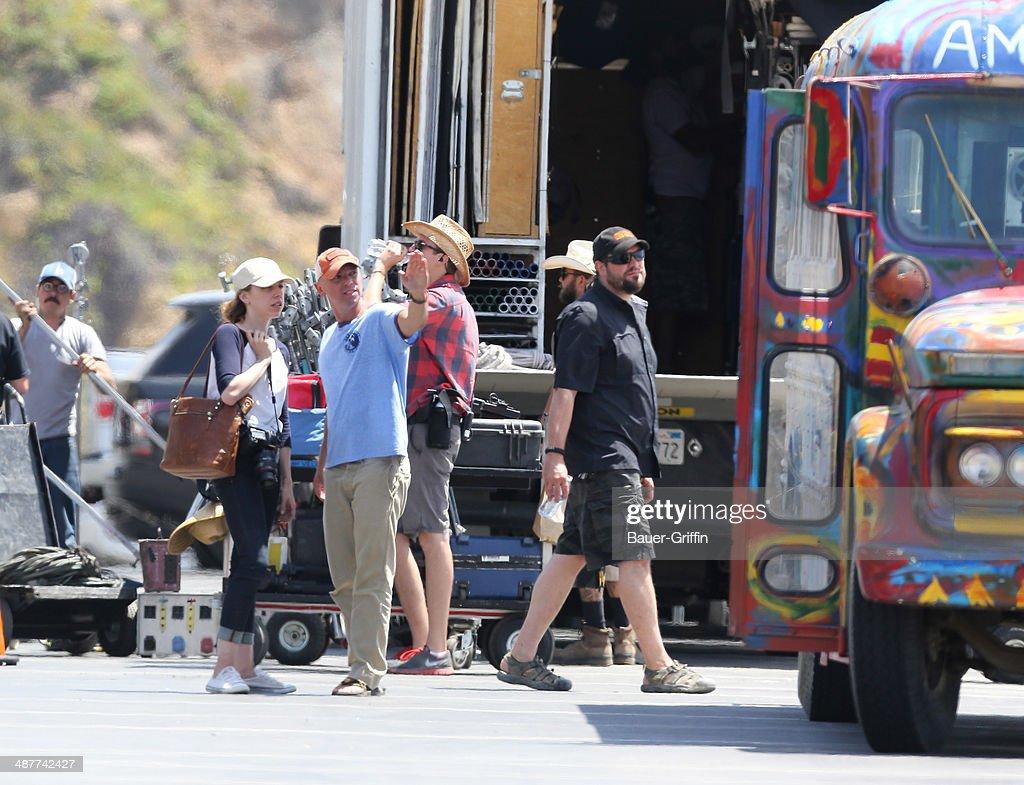 Celebrity Spotting in Los Angeles - CelebMafia