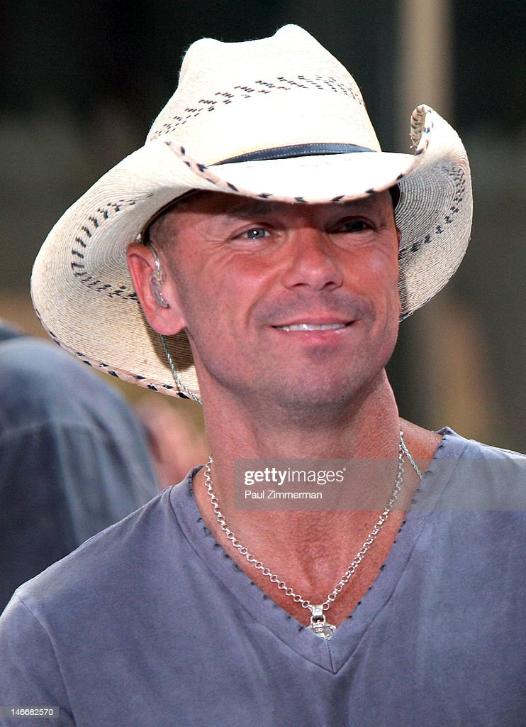 "Kenny Chesney Performs On NBC's ""Today"""