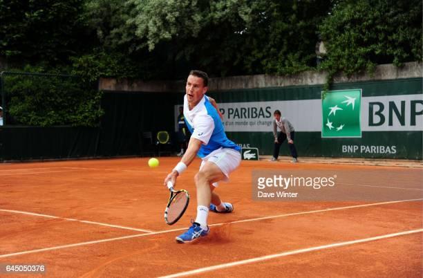 Kenny DE SCHEPPER Jour 2 Roland Garros 2013 Photo Dave Winter / Icon Sport