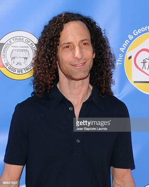 Kenny G attends the 3rd Annual George Lopez Golf Classic at Lakeside Golf Club on May 3 2010 in Toluca Lake California