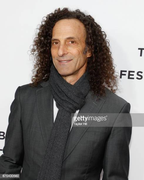 Kenny G attends the 'Clive Davis The Soundtrack of Our Lives' 2017 Opening Gala of the Tribeca Film Festival at Radio City Music Hall on April 19...