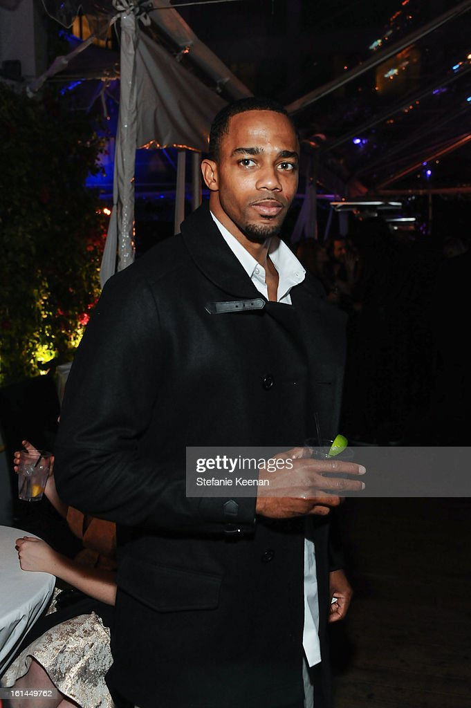 Kenny Higgins attends Red Light Management Grammy After Party at Mondrian Los Angeles on February 10, 2013 in West Hollywood, California.