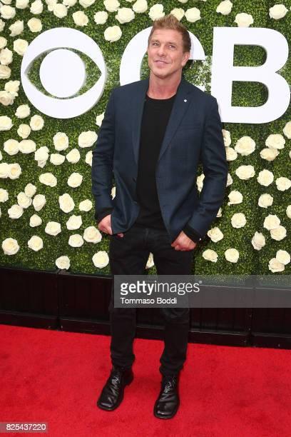 Kenny Johnson attends the 2017 Summer TCA Tour CBS Television Studios' Summer Soiree at CBS Studios Radford on August 1 2017 in Studio City California